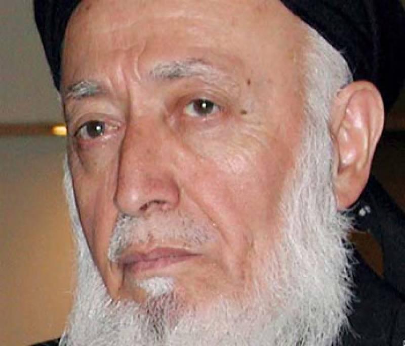 افغانستان کے دارالحکومت کابل میں ایک خود کش حملےکے دوران سابق صدر اور افغان امن کونسل کے سربراہ  برہان الدین ربانی جاں بحق ہوگئے۔