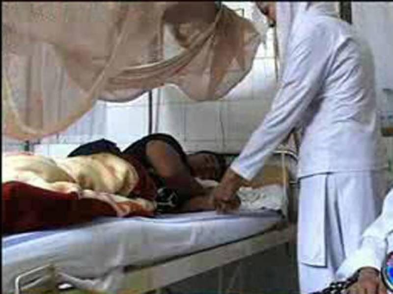 لاہورمیں ڈینگی فیورمیں مبتلا مزید دو خواتین چل بسیں. صوبے بھرمیں جاں بحق ہونے والوں کی تعداد ایک سو سترہ ہوگئی ۔