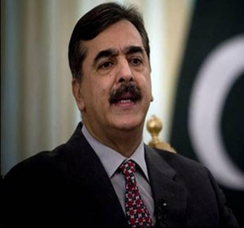قومی سلامتی کا تحفظ اولین ترجیح ہے، پاکستان پر ڈومور کے لیے مزید دباؤ نہیں ڈالا جاسکتا۔ وزیراعظم یوسف رضا گیلانی