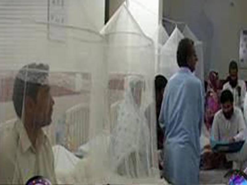 لاہور، سروسزہسپتال میں وینٹی لیٹرنہ ملنے پر ڈینگی کی مریضہ دم توڑ گئی، چوبیس گھنٹوں میں مرنے والوں کی تعداد سات ہوگئی