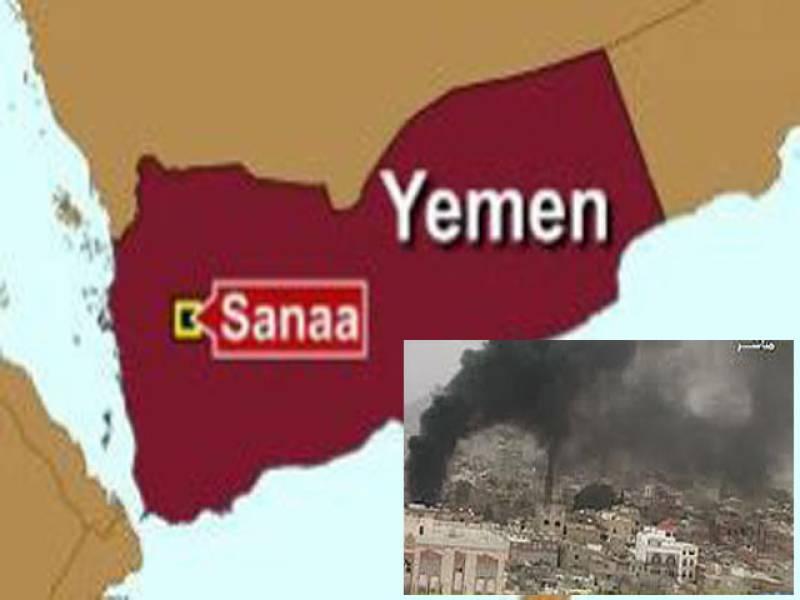یمن کا دارالحکومت صنعا رات بھر فائرنگ کی آوازوں سے گونجتا رہا، لڑائی میں مشین گنوں اور بھاری ہتھیاروں کا استعمال ۔