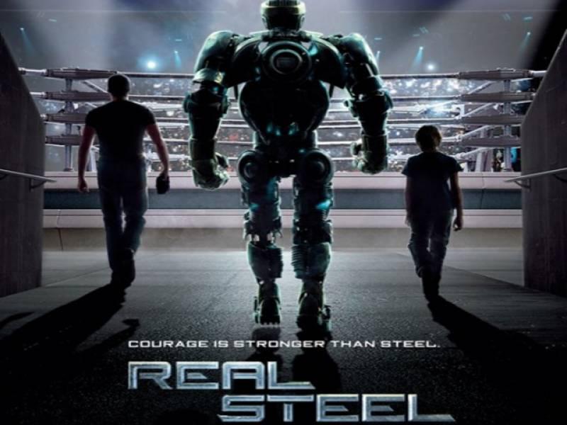 ہالی ووڈ باکس آفس پر اس ہفتے بھی ایکشن سے بھرپور فلم رئیل اسٹیل کا راج برقرارہے۔
