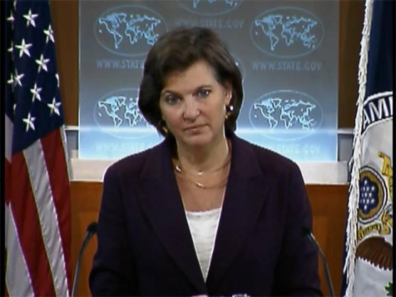 پاکستان کوایران سے گیس درآمد کرنے سے روکنے کی کوشش کررہے ہیں۔ امریکی محکمہ خارجہ