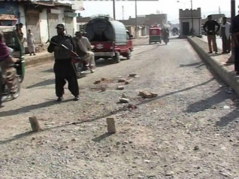 کوئٹہ، علاقہ اسپنی روڈ پر نامعلوم افراد کی ایک گاڑی پر فائرنگ، خاتون سمیت سات افراد جاں بحق۔