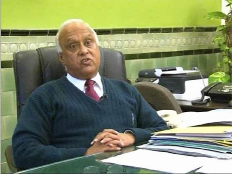 سکریپ سکینڈل میں ملوث جنرل منیجر ریلوے سعید اختر کو چودہ روزہ جسمانی ریمانڈ پر نیب کے حوالے کردیا ۔