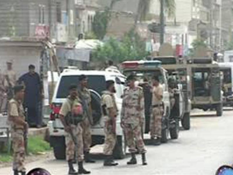 کراچی پولیس کی اورنگی ٹاؤن اور پاک کالونی میں کارروائی، کالعدم تحریک طالبان کے دو ٹارگٹ کلرز سمیت پانچ ملزمان گرفتار۔