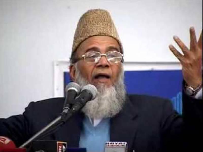 امریکہ نیٹو سپلائی بحال کرکے پاکستان کو کمزورکرنا چاہتا ہے مگرجماعت اسلامی نے اسکے خلاف پرامن مذاہمتی تحریک کا آغازکردیا ہے۔ سید منورحسن