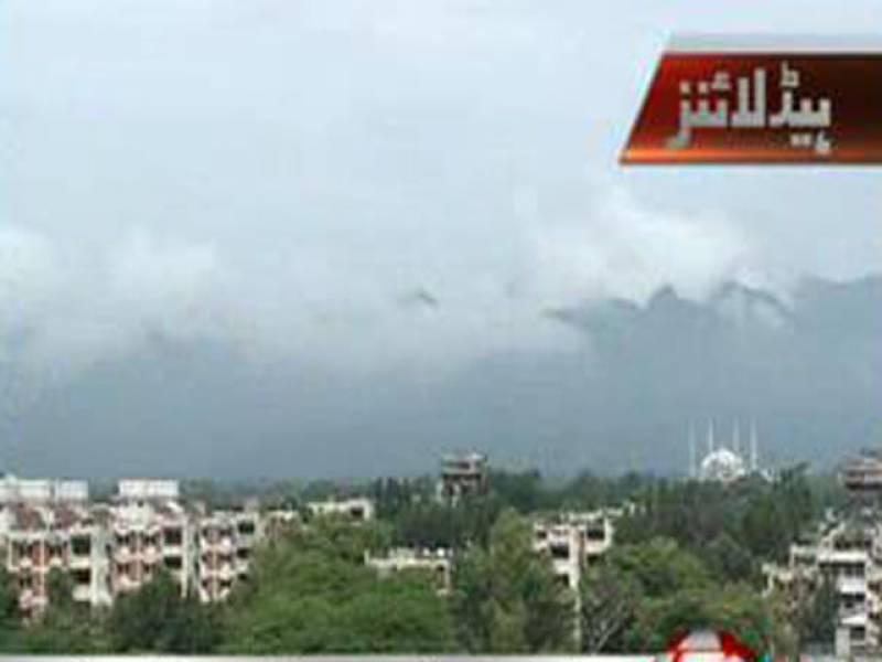 ملک کے بیشترشہروں میں گرمی کی لہربرقرار, جبکہ پنجاب سمیت بعض بالائی علاقوں میں بارش کا امکان ۔