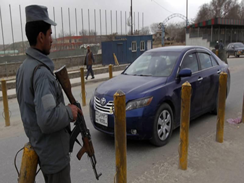 جنوبی افغانستان میں چیک پوسٹ پرشدت پسندوں کے حملے کے نتیجے میں دس افغان فوجی ہلاک ہوگئے۔