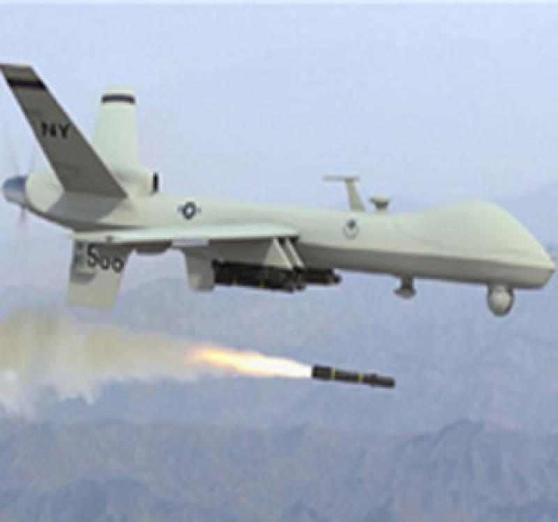 اپراورکزئی ایجنسی کے علاقے بلند خیل میں امریکی جاسوس طیارے کے حملے میں دس افراد جاں بحق اور دس زخمی ہوگئے۔