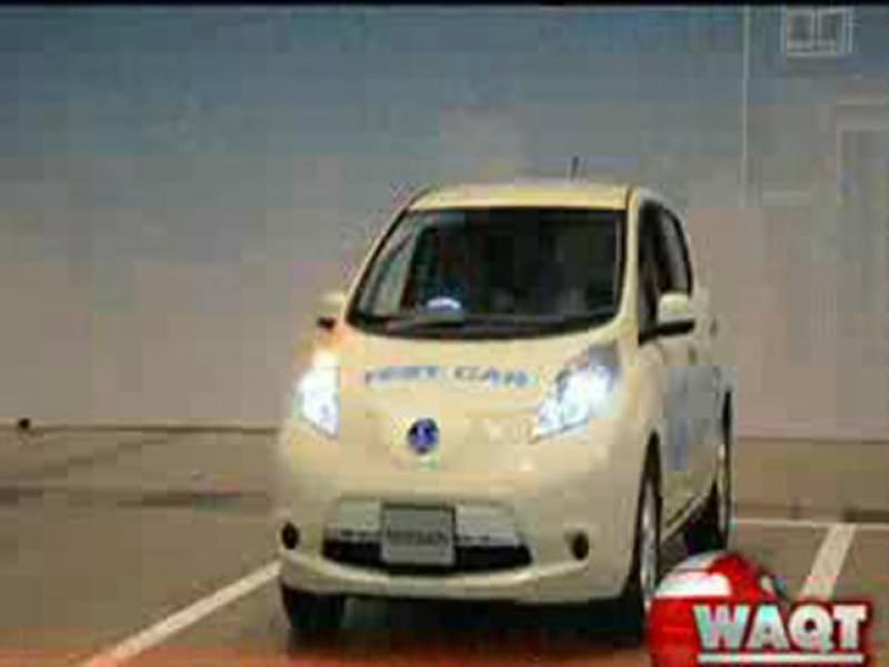 ٹیکنالوجی کی دنیا کے ذہین دماغوں نے خود پارکنگ ایریا ڈھونڈنے اورخود ہی پارک ہونے والے گاڑی کا ماڈل تیارکرلیا ہے۔