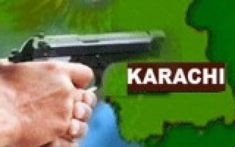 کراچی:پُرتشدد کارروائیوں میں 2 افراد جاں بحق، ایک زخمی