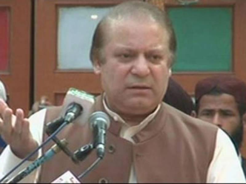 حکمرانوں کا محاسبہ فوج یا کسی اورادارے کی ذمے داری نہیں ہے،یہ کام صرف پاکستان کے عوام ہی کرسکتے ہیں۔ نوازشریف