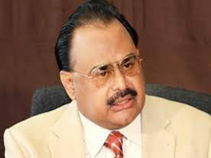 متحدہ قومی موومنٹ کے قائد الطاف حسین نے چیف الیکشن کمشنرفخرالدین جی ابراہیم کوٹیلی فون کرکے کراچی میں انتخابات کی صورتحال پرتحفظات کا اظہارکیا۔