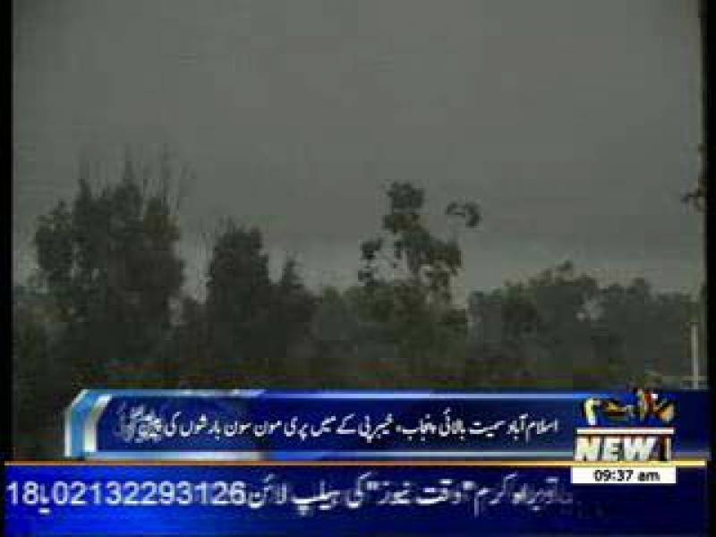 Weather News Package 18 June 2014