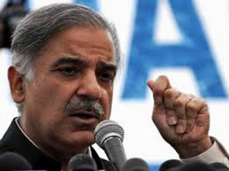 وزیراعلٰی پنجاب میاں شہباز شریف نے کہا ہے کہ دہشت گردی کے بعد توانائی بحران پاکستان کا سب سے دوسرا بڑا مسئلہ ہے جس کے حل کے لئے تیز رفتاری سے اقدامات کئے جا رہے ہیں