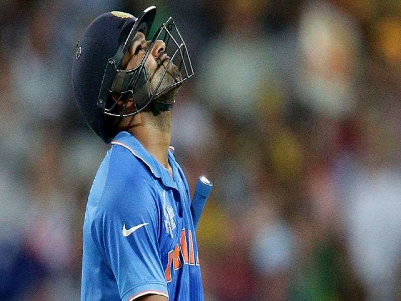آسٹریلیا نے بھارت کو تین سو انتیس رنز کا ہدف دے دیا