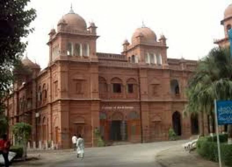 پنجاب یونیورسٹی میں تحریک پاکستان کے حوالے سے تصویری نمائش کا انعقاد
