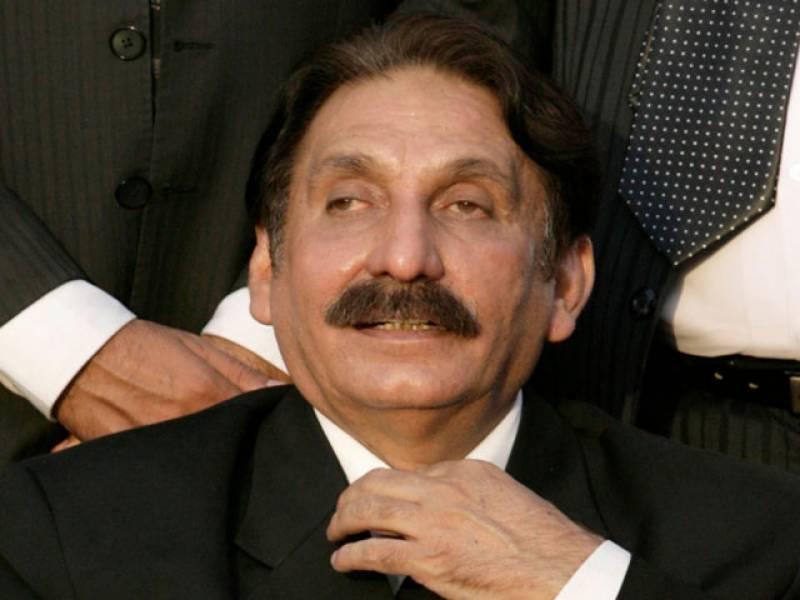 سابق چیف جسٹس افتخار چوہدری کا پاکستان تحریک انصاف کے ممبران اسمبلی کےاستعفےقبول کرنےکیلئے اسپیکرقومی اسمبلی  کوخط