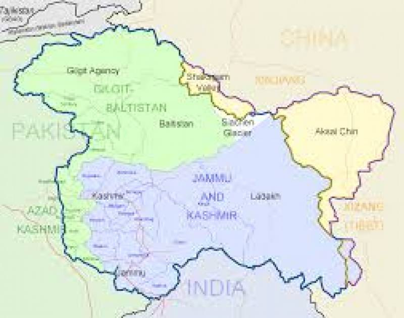 قابض بھارتی فورسز کے تمام تر ظلم اورناانصافی کے باوجود مقبوضہ کشمیر ایک بار پھر پاکستان زندہ باد کے نعروں سے گونج اٹھا