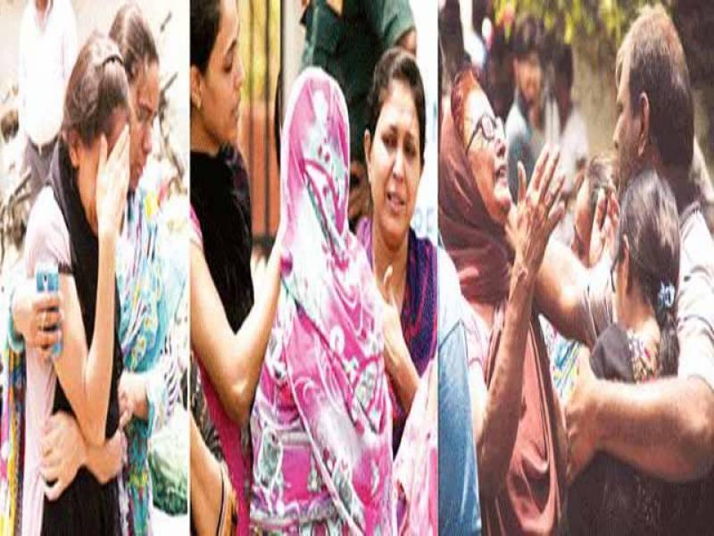 سانحہ صفورہ گوٹھ پر آج ملک بھر میں یوم سوگ منایا جا رہا ہے