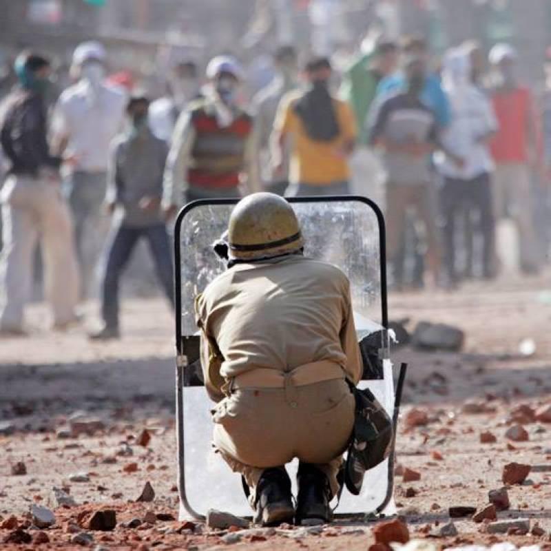 کشمیریوں کی تحریک آزادی کچلنے کیلئے بھارت مزید 5 بٹالین تشکیل دیگا