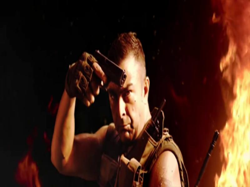نئی ایکشن پاکستانی فلم ''یلغار''کے ٹریلرنے سوشل میڈیا پردھوم مچا دی