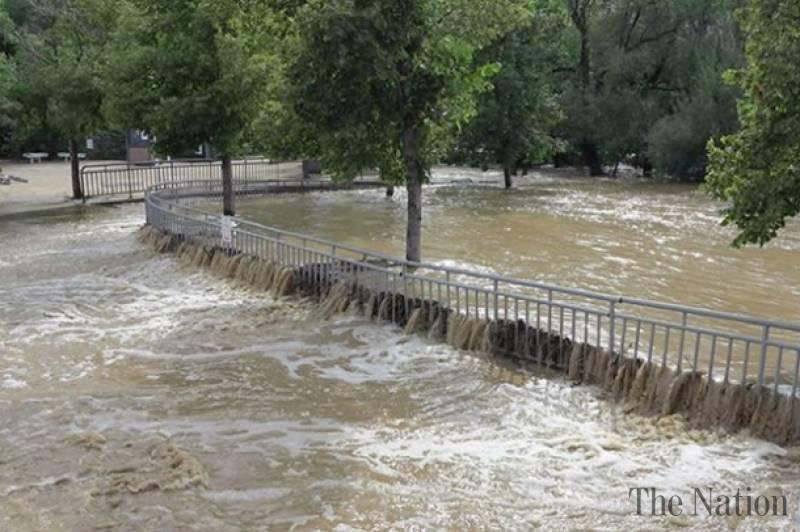سیلاب سے متاثرہ علاقوںاور ڈیم کی صورتحال کی تفسیلات