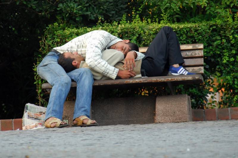 قازقستان میں نیند کی وباء پھیل گئی