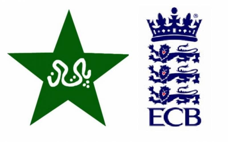 پاکستان اور انگلینڈ کے درمیان ٹیسٹ میچوں کی سیریز کا پہلا میچ 13 اکتوبر کو ابوظہبی میں کھیلا جائے گا