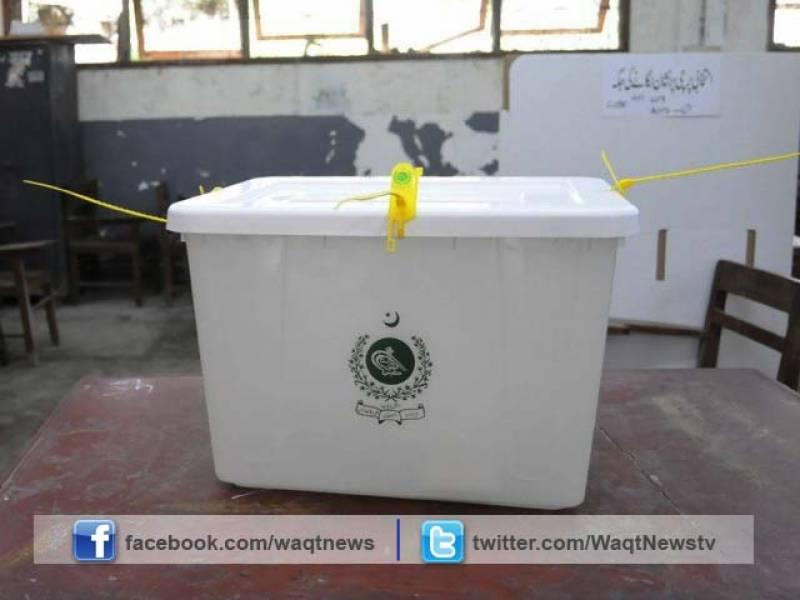 پنجاب اورسندھ  کی متعدد یونین کونسلزمیں انتظامات مکمل نہ ہونے پرپولنگ کاعمل تاخیرسے شروع ہوا