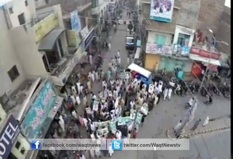 سندھ اور پنجاب میں بلدیاتی انتخابات میں  امیداروں کو غلط انتخابی نشان الاٹ کئے جانے کے باعث پولنگ روک دی گئی۔