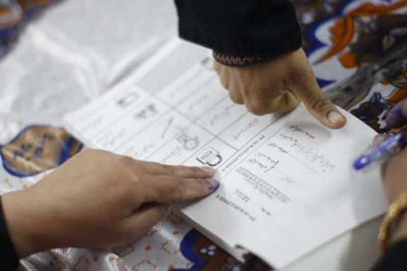 پولنگ سٹیشنز میں جعلی ووٹ کاسٹ کرنے کی کوششیں