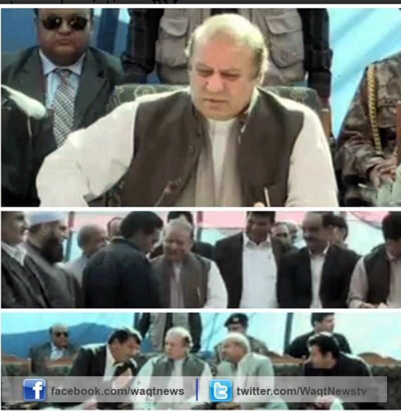 سوات کے زلزلہ زدہ  گاؤں میںہ17 نومبر تک متاثرین میں چیک تقسیم کرنے کاعمل مکمل کرلیا جائے گا:وزیر اعظم