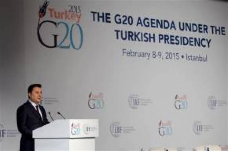 جی ٹوئنٹی گروپ کاسربراہی اجلاس کل سے ترکی میں شروع ہوگا