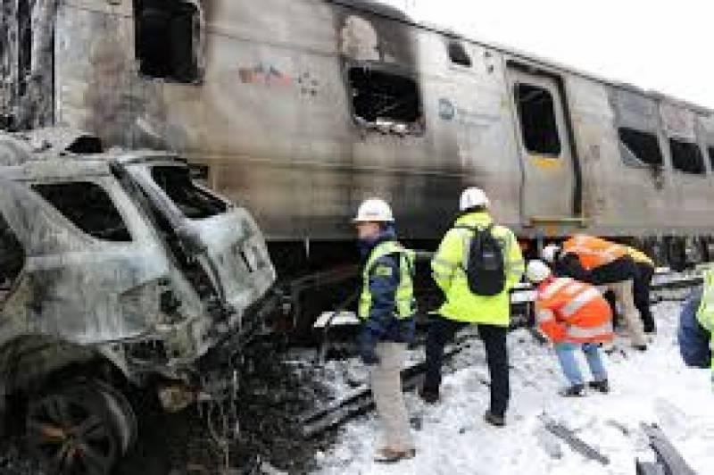 جرمنی  کی ریاست بویریا میں دو مسافر ٹرینوں کے درمیان تصادم کے نتیجے میں4افراد ہلاک اور 150 سے زیادہ زخمی ہو گئے