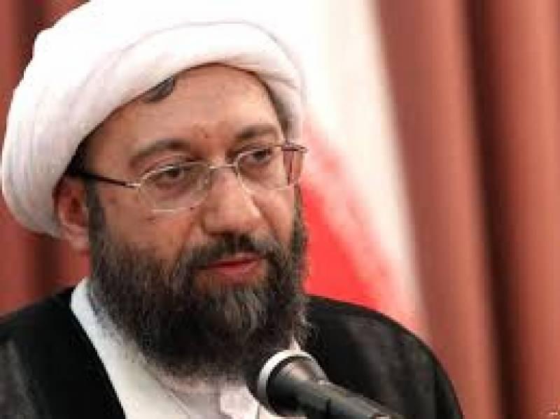 صرف تہران میں الیکشن جیتنے سے ایران کو مغربی رنگ میں نہیں رنگا جا سکتا:صادق لاریجانی