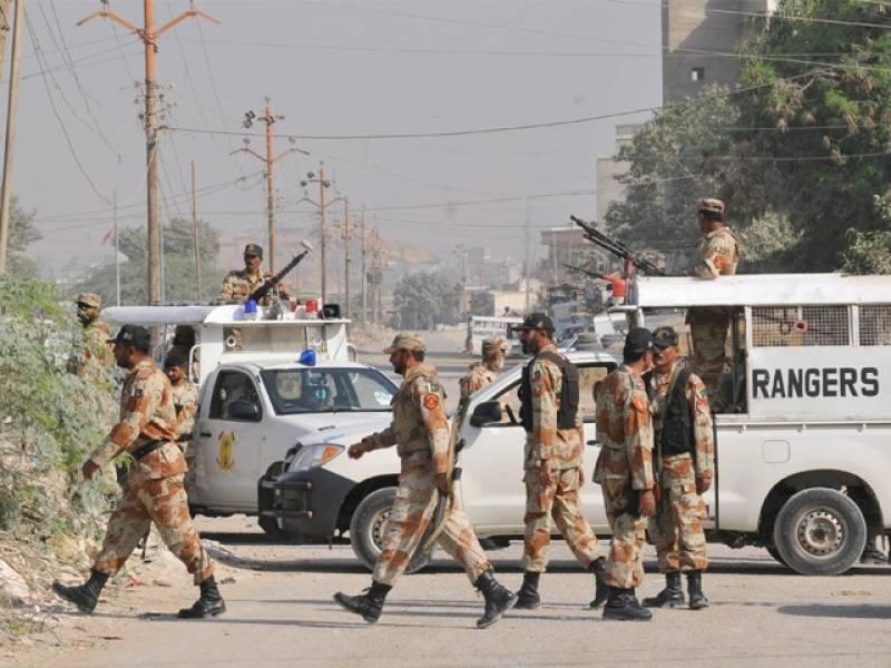 کوئٹہ میں امن کیلئے ایف سی اور پولیس کی مشترکہ کارروائیاں جاری، سریاب میں آُپریشن کے دوران  پانچ مشتبہ افراد کو حراست میں لے لیا گیا