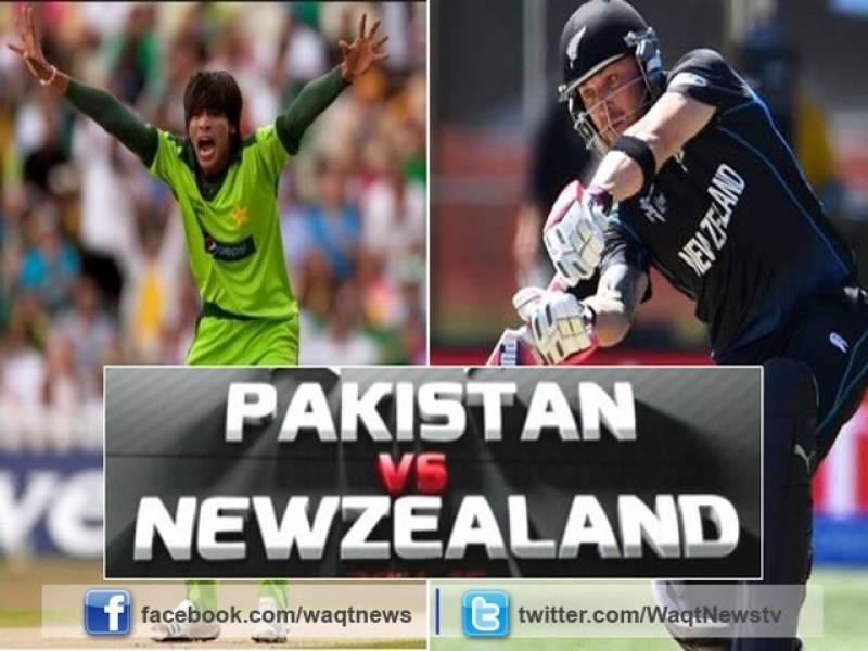 T20ورلڈکپ: پاکستان تیسرے میچ میں کل کیویز سے موہالی میں دو دو ہاتھ ہونگے۔