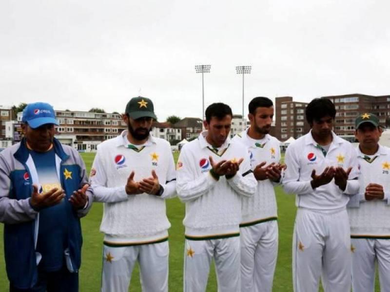 عبدالستار ایدھی کے انتقال پر قومی کرکٹرز بھی رنجیدہ ہے