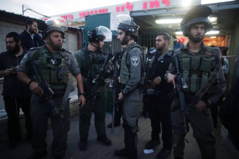 اسرائیلی فوج نے ایک بار پھر فلسطینی مظاہرین پر گولی چلا دی