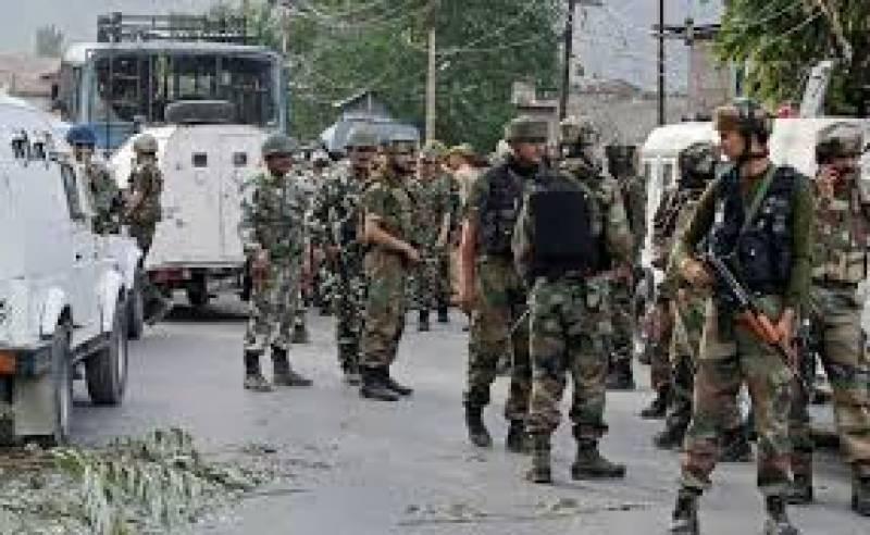 پامپور میں حملے کا بھارتی ڈرامہ ساٹھ گھنٹے بعد اختتام پذیر ہوگیا