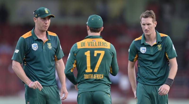 جنوبی افریقہ نے آسٹریلیا کے خلاف کلین سویپ کر کے تاریخ رقم کر دی