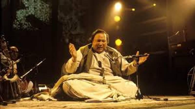 سروں کے بادشاہ استاد نصرت فتح علی خان کا اڑسٹھ واں یوم پیدائش آج منایا جارہا ہے