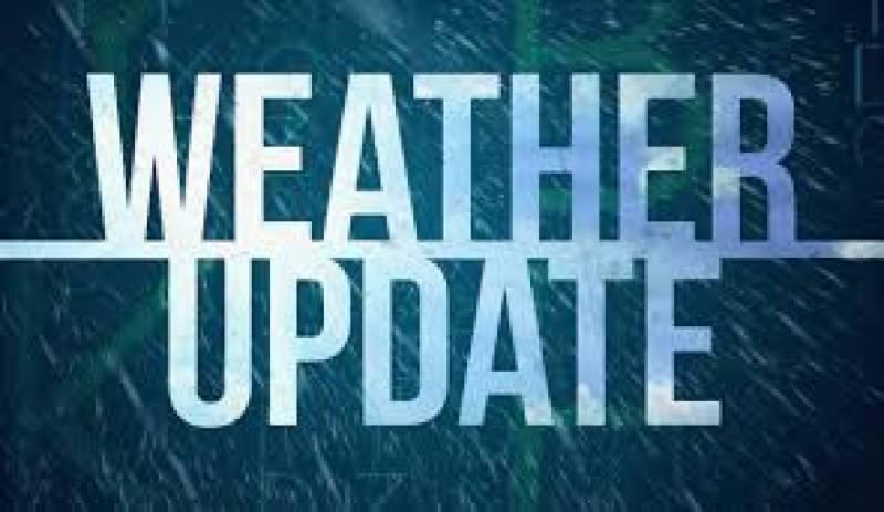 ملک کے زیادہ تر میدانی علاقے آئندہ چوبیس گھنٹوں کے دوران گرمی کی لپیٹ میں رہیں گے