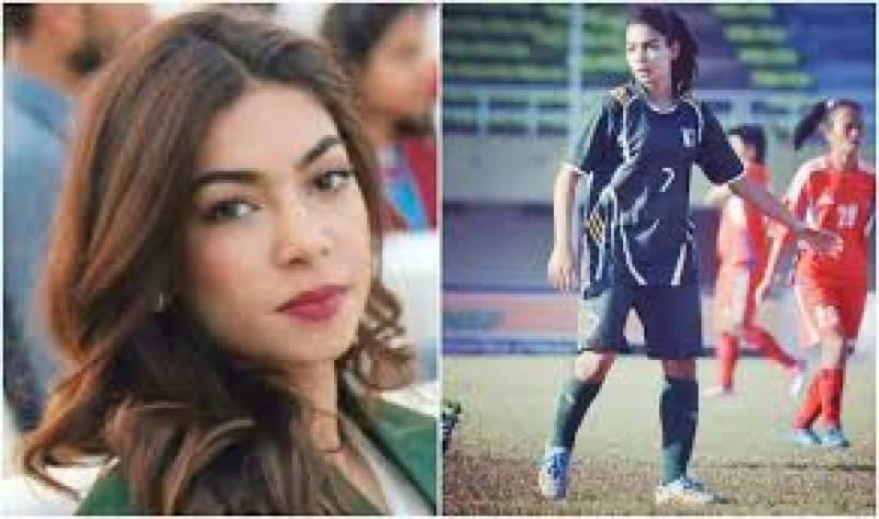 قومی فٹ بال ٹیم کی کھلاڑی شہلیلہ بلوچ کراچی میں کار حادثے میں جاں بحق ہوگئیں