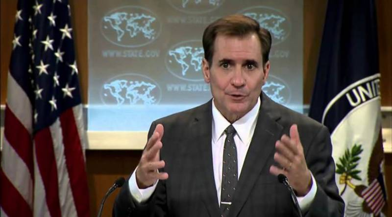 اپنے بارے میں حافظ محمدسعید کے بیانات کو اہمیت نہیں دیتے،امریکہ