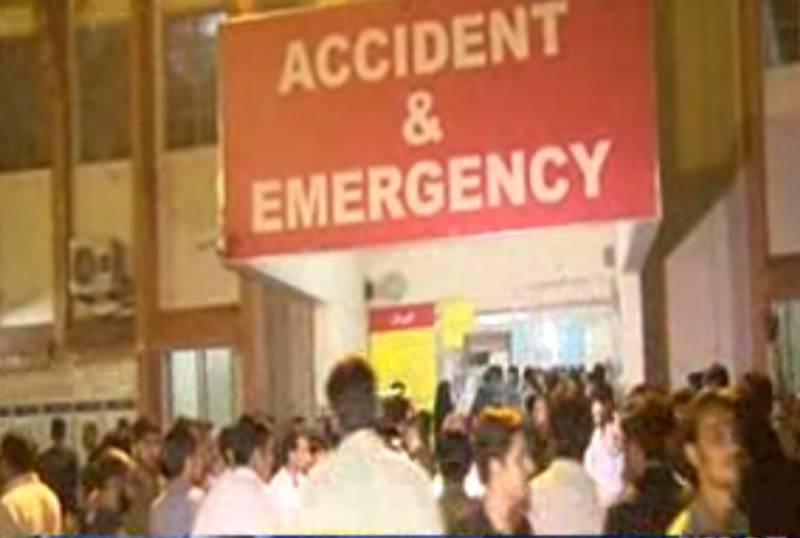 راولپنڈی:2گروپوں کےدرمیان فائرنگ،1 خاتون جاں بحق،5 افرادزخمی، 6 ملزمان گرفتار