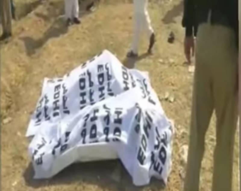 پشاور میں 3 خواتین کو قتل کے بعد جلانے کا معمہ حل نہ ہوسکا۔