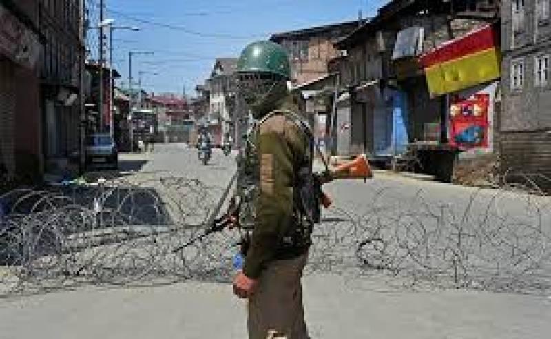 مقبوضہ کشمیر میں بھارتی مظالم تھم نہ سکے،بھارتی فوج کی جانب سے نوجوان کشمیریوں کی پکڑ دھکڑ اور تشدد کا سلسلہ جاری ہے